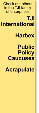TJI International - Harbex - Acrapulate - Public Policy Caucuses